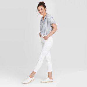 Esprit Denim white jeans
